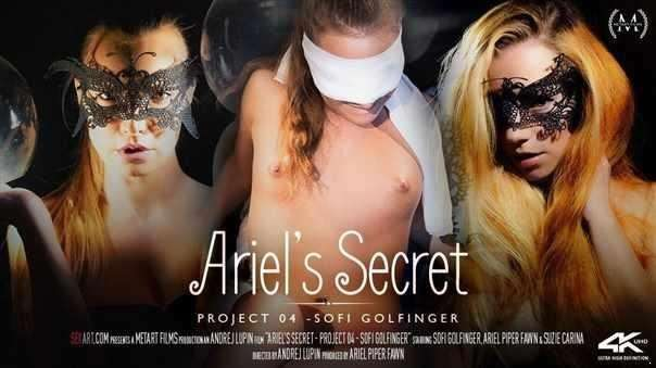 Ariels Secret. Project 04 - Sofi Golfinger