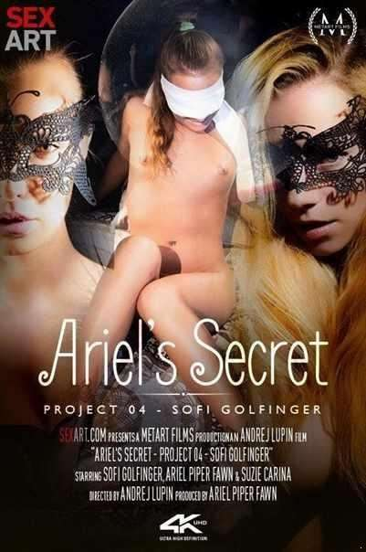 Ariels Secret - Project 4 Sofi Golfinger