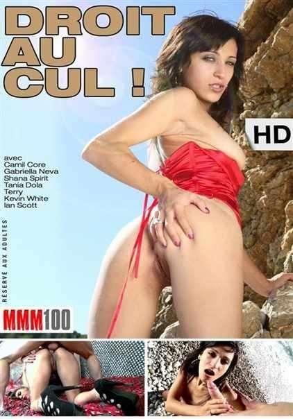Camil Core, Gabriella Neva, Shana Spirit, Tania Dola, Terry, Kevin White, Ian Scott - Droit Au Cul ! Kemaco, Colmax  [SD/576p]