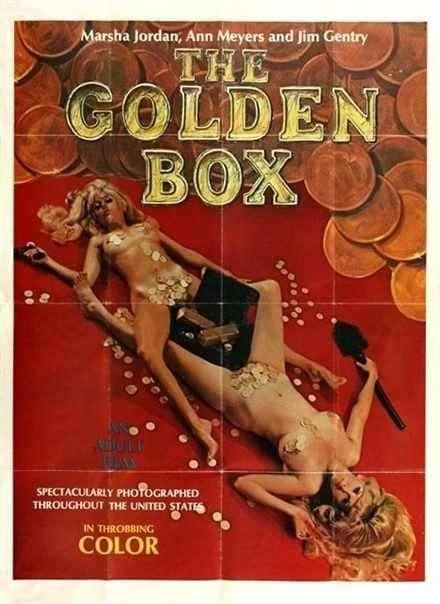 Marsha Jordan  - The Golden Box  [SD/480p]