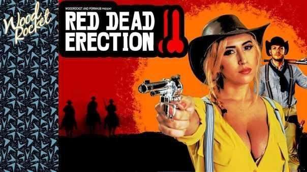 Red Dead Erection: Rdr2 Porn Parody