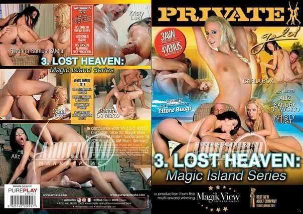 Private Gold 137 - Lost Heaven: Magic Island Series 3