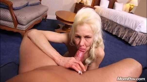 Big Tits Blonde Vegas Cougar
