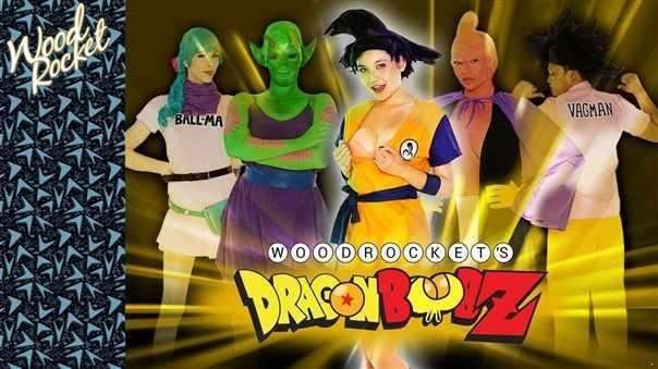 Dragon Boob Z: Dragon Ball Z Porn Parody