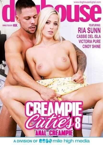 Cassie Del Isla, Ria Sunn, Victoria Pure, Cindy Shine - Creampie Cuties 8: Anal Creampie  [SD/406p]