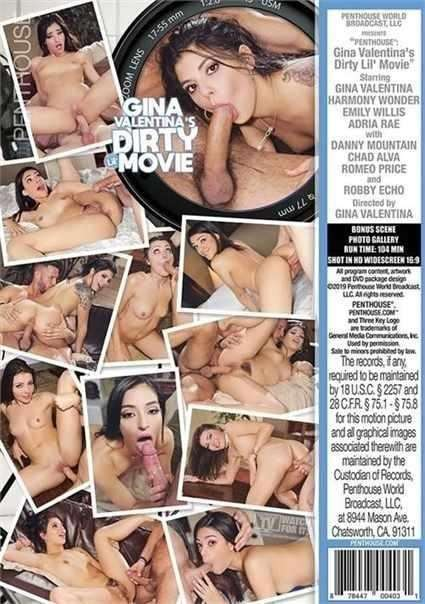 Gina Valentinas Dirty Lil Movie Gina Valentina, Penthouse