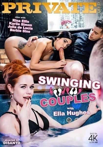 Ella Hughes, Karlie Simon, Barbie Sins, Rina Ellis, Julia De Lucia - Private Gold 212: Swinging Couples  (SD)