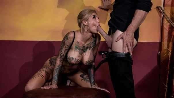 Bonnie Rotten  - Rack Em Up!  (HD)
