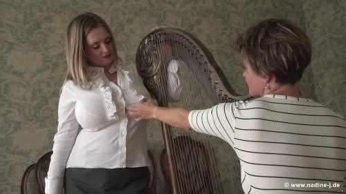 Maria Body - Harp Lessons [HD/720p]