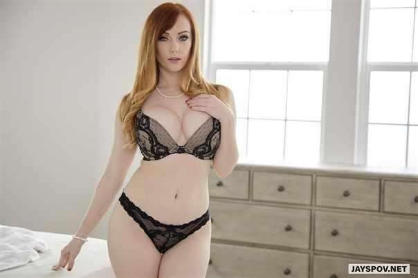 Dani Jensen - Dani Jensen Redheaded Step Mom Seduction (FullHD)