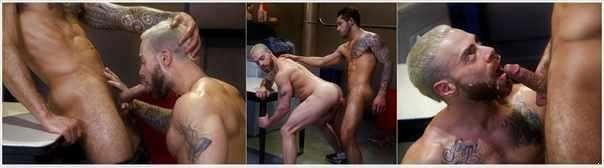 Carlos Lindo, Ryan Cruz - The Super. Scene 4 (FullHD)