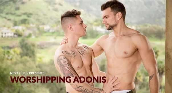 Zak Bishop, Adonis Cole - Worshipping Adonis [FullHD/1080p]