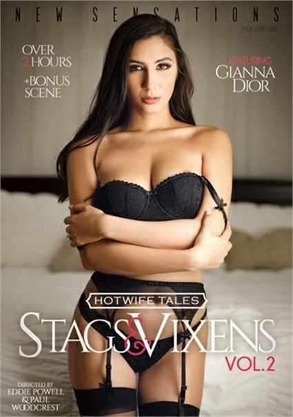AJ Applegate, Alina Lopez , Luna Star, Gianna Dior - Stags And Vixens 2 [SD/406p]