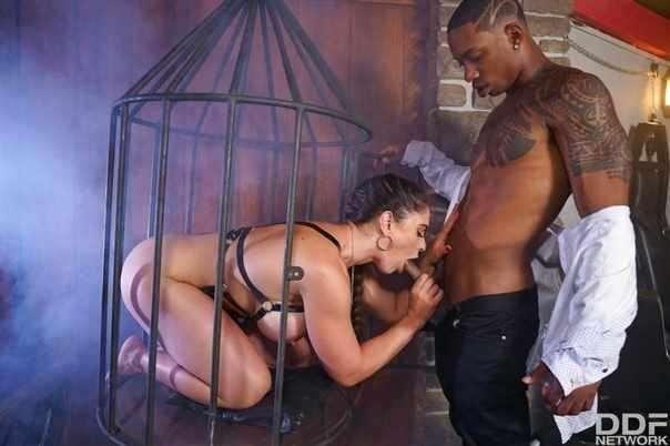 Marta Lacroft - Caged To Suck [SD/540p]