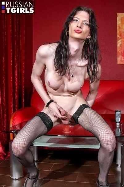 Ts  Elvira Strips Like A Pro!