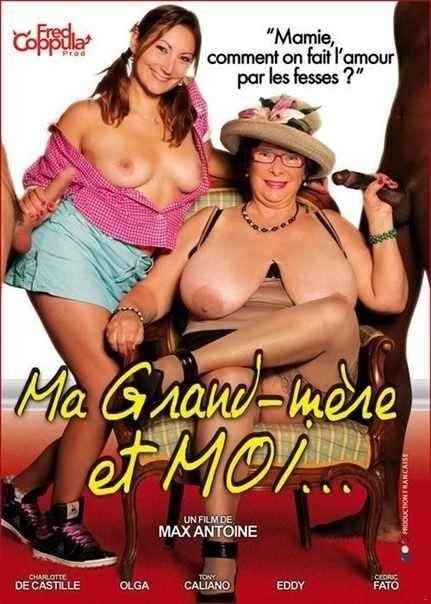 CHARLOTTE DE CASTILLE, OLGA, EDDY, TONY CALIANO - Ma Grand Mère Et Moi [SD/432p]