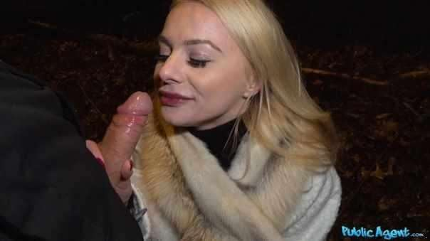 Elizabeth Romanova - Tight Shaven Pussy Filled With Cum (FullHD)