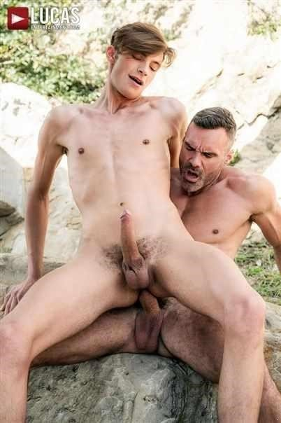 Lvp303-01 Daddies And Bros Raw, Scene 1: Braxton Boyds Bareback Debut With Manuel Skye