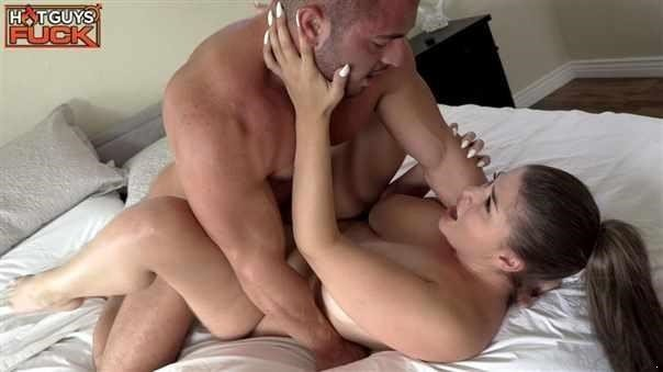Angelina Colon - Beefy Jock George Gomez Fucks Big Titty Babe Angelina Colon [FullHD/1080p]