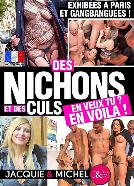 Adrianna Laurenti, Amel, Caro, Cristal, Elvira, Nora - Des Nichons Et Des Culs En VeuxTu En Voil Maestro, Jacquie And Michel [SD/432p]