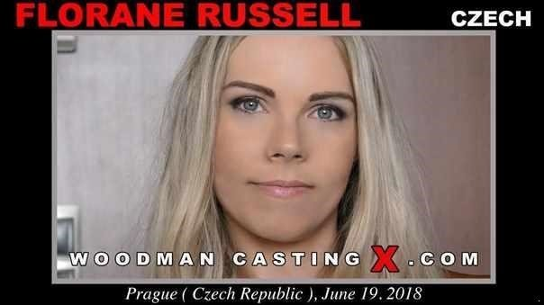 Florane Russell - Florane Russell Casting [FullHD/1080p]