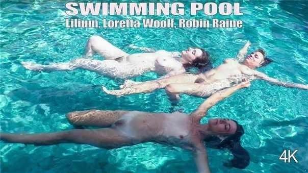 Lilium,Loretta Wolf, Robin RaineSwimming Pool - 18.02.24 [FullHD/1080p]