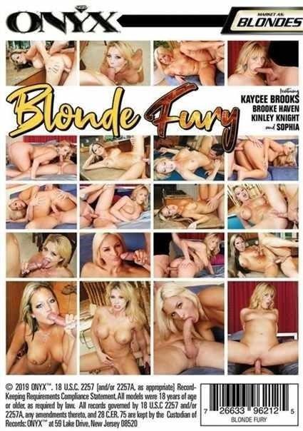 Amateurs - Blonde Fury [SD/406p]