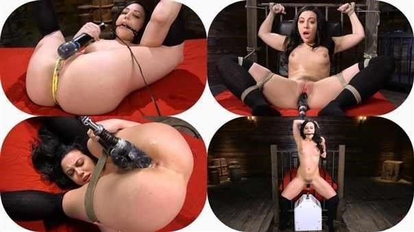 Fresh Meat Whitney Wright Is Bound And Fucked