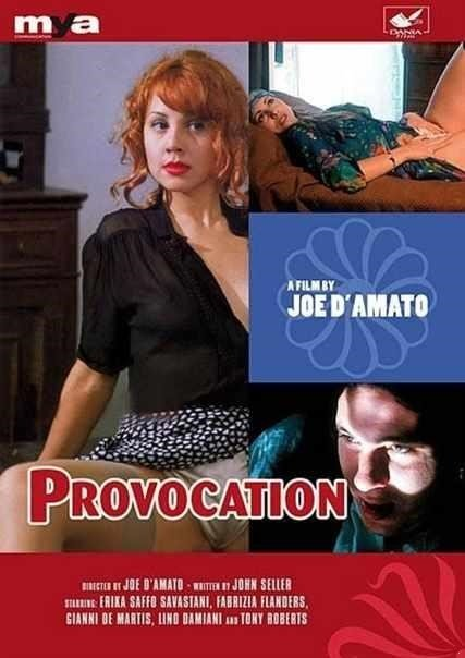Erika Savastani  Amelia - Provocation [SD]