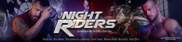 The Night Riders. Scene 1