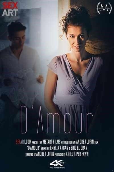 Emylia Argan - Damour [FullHD/1080p]