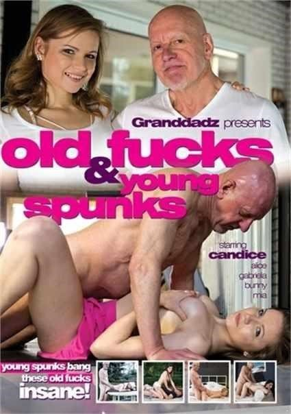 Alice Marshall, Gabriela, Candice, Bunny Babe, Mia Evans - Old Fucks And Young Spunks [SD]