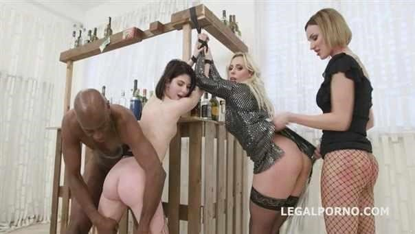 The Lottery 2 Brittany Bardot And Elen Million Rule Balls Deep Anal, Dap, Gapes, Squirt, Anal Fisting Gio999 (SD)
