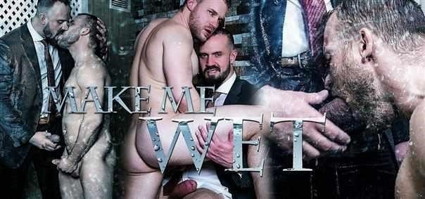 Malek Tobias, Andy Onassis - Make Me Wet (FullHD)