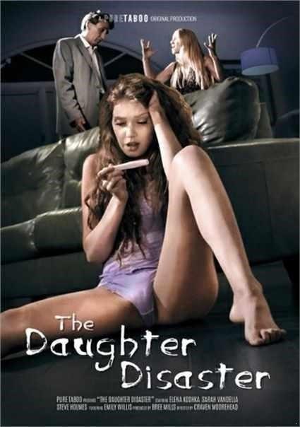Elena Koshka, Emily Willis, Sarah Vandella, Steve Holmes - The Daughter Disaster (SD)