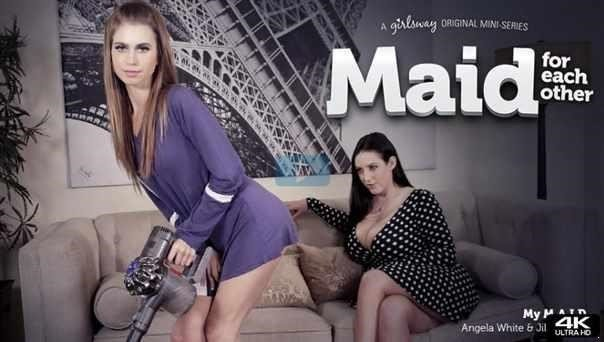 Maid For Each Other My M.A.I.D.D.