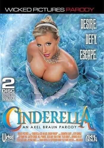 Cinderella An Axel Braun Parody