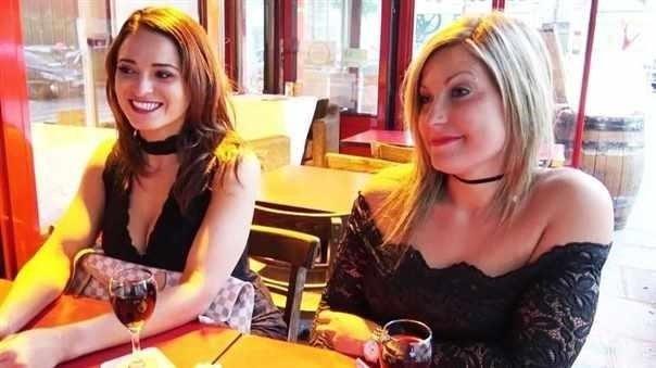 Bruna Et Andrea, Partouze Desthetichiennes